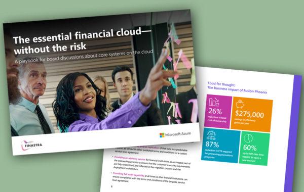 Microsoft | Finastra ebook