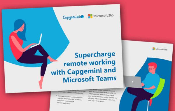 Microsoft | Capgemini ebook